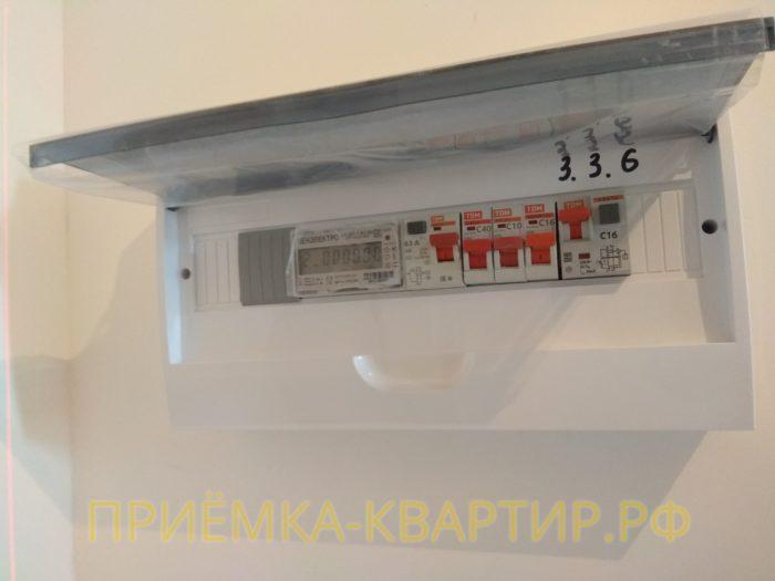 Приёмка квартиры в ЖК : нет схемы и не подписаны автоматы в электрощите