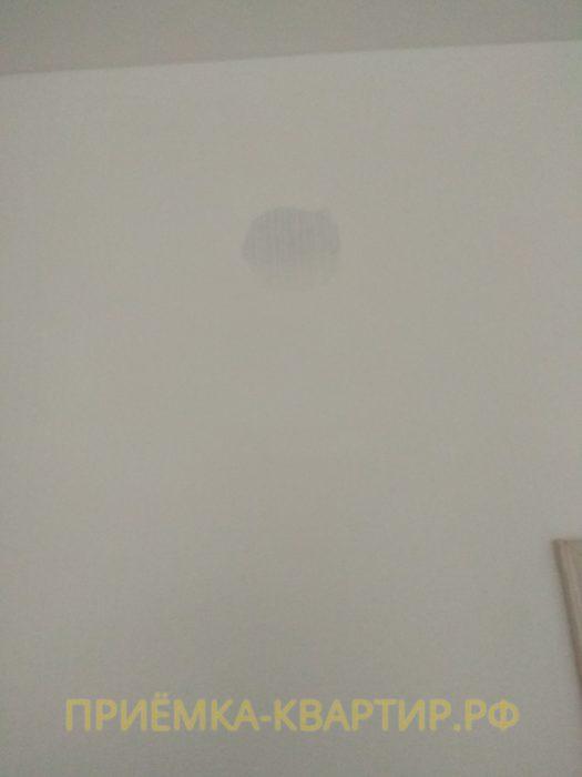 Приёмка квартиры в ЖК Новое Мурино: отсутствует заглушка на распределительной коробке