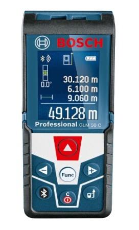 Дальномер лазерный Bosch GLM 50 C Professional