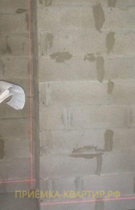 """Приёмка квартиры в ЖК Медалист: Приёмка квартиры в ЖК """"Медалист"""": отклонение по вертикали 25мм"""
