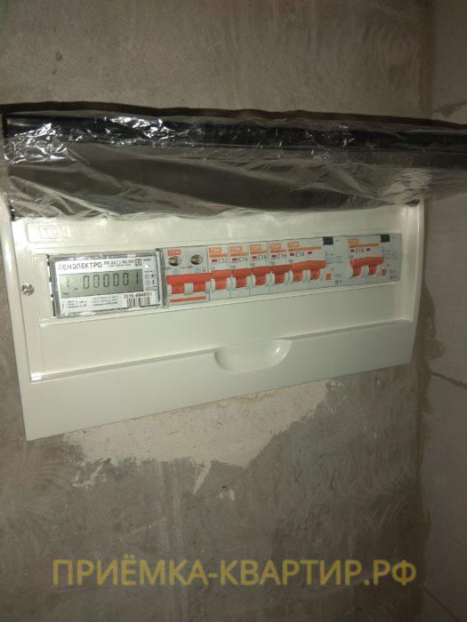 Приёмка квартиры в ЖК Московские ворота: нет схемы и не подписаны автоматы в электрощите