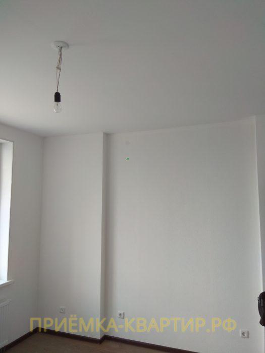 Приёмка квартиры в ЖК Лондон: отсутствует заглушка на коробке