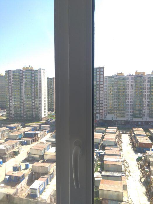 Приёмка квартиры в ЖК Гринландия 2: необходима регулировка оконных створок