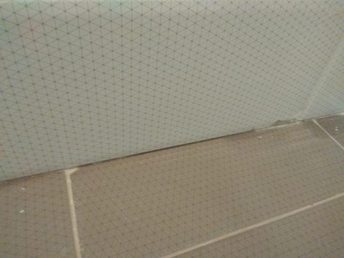 Приёмка квартиры в ЖК Весна 3: отсутствует затирка на плитке