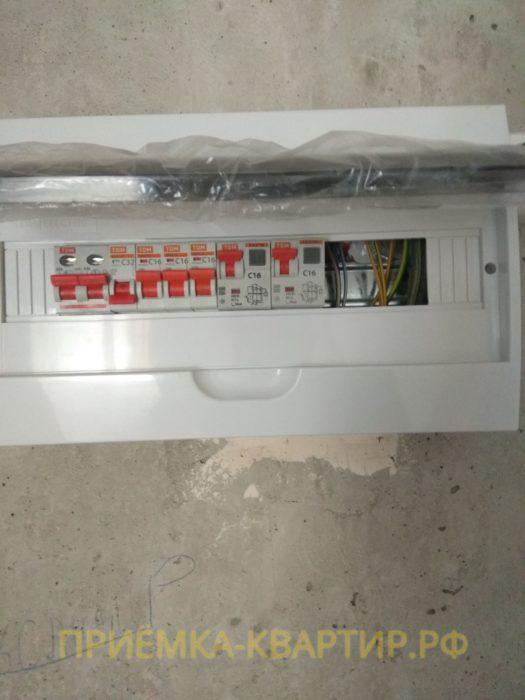 Приёмка квартиры в ЖК Ландыши: нет схемы и не подписаны автоматы в электрощите