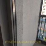 Приёмка квартиры в ЖК О Юность: окалины на стеклах