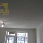 Приёмка квартиры в ЖК Солнечный Город: На потолке не прокрашено и следы от инструмента