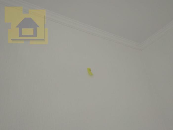 Приёмка квартиры в ЖК Чистое Небо: Отслоение штукатурки
