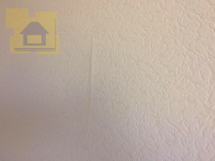 Приёмка квартиры в ЖК Весна 3: Стык обоев расходится