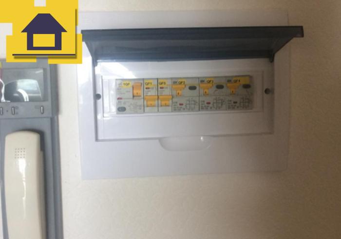 Приёмка квартиры в ЖК Энфилд: Автоматы не промаркированы