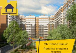 """Отчет о приемке квартиры в ЖК """"Новое Янино"""""""