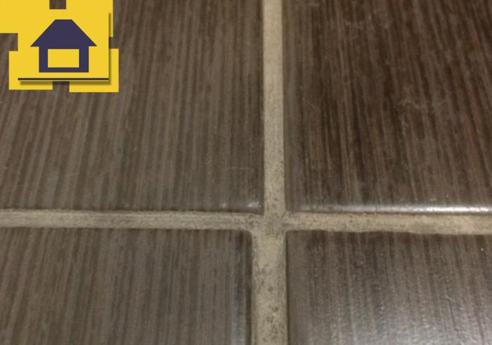 Приёмка квартиры в ЖК Полюстрово Парк: Шов плитки неоднородный от 3 до 5 мм