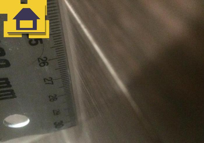 Приёмка квартиры в ЖК Полюстрово Парк: Уступ плитки более 2 мм