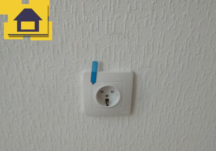 Приёмка квартиры в ЖК Палацио: В розетке отсутствует заземление