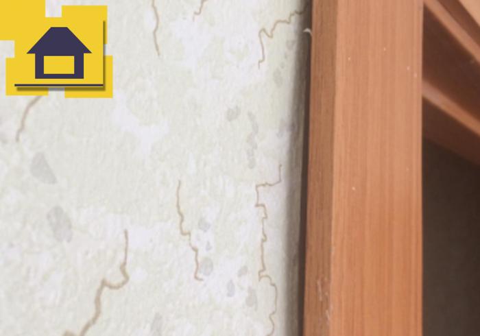 Приёмка квартиры в ЖК Северная Долина: Щели под наличниками