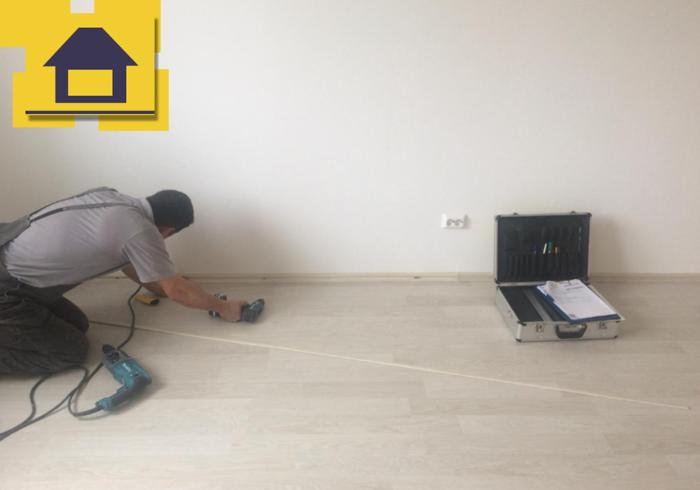 Приёмка квартиры в ЖК Цивилизация: Не установлена заглушка на фановую трубу