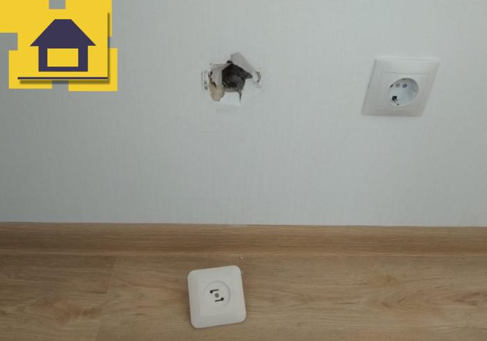 Приёмка квартиры в ЖК Краски Лета: Радиоточка не установлена