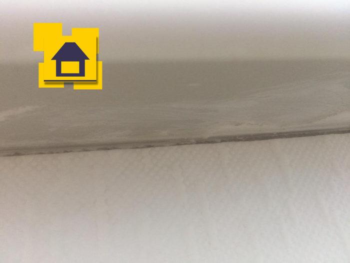 Приёмка квартиры в ЖК Мореокеан: Щель под подоконной доской