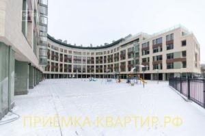"""Отчет о приемке 3 км. квартиры в ЖК """"Стокгольм"""""""