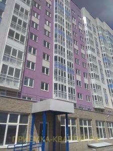 """Отчет о приемке 3 км. квартиры в ЖК """"Три Кита"""""""