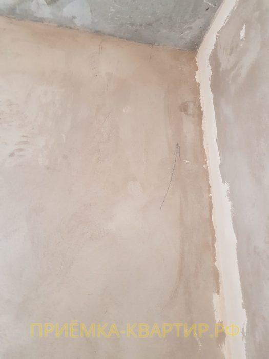 Приёмка квартиры в ЖК Капитал: Обнаружены пустоты под штукатуркой