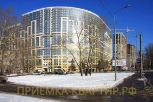 """Отчет о приемке 1 км. квартиры в ЖК """"Green City"""""""