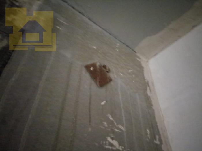 Приёмка квартиры в ЖК Две Столицы: Остались элементы опалубки