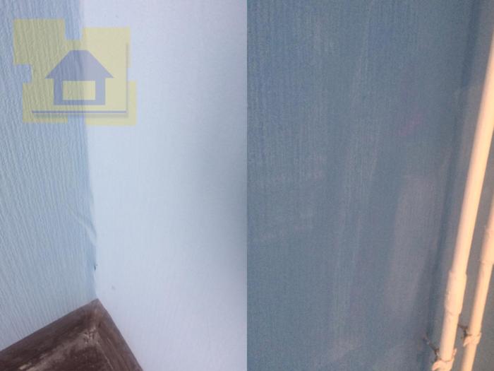 Приёмка квартиры в ЖК Я-Романтик: Пропуски в окраске стен, пятна, замятые обои по всей квартире