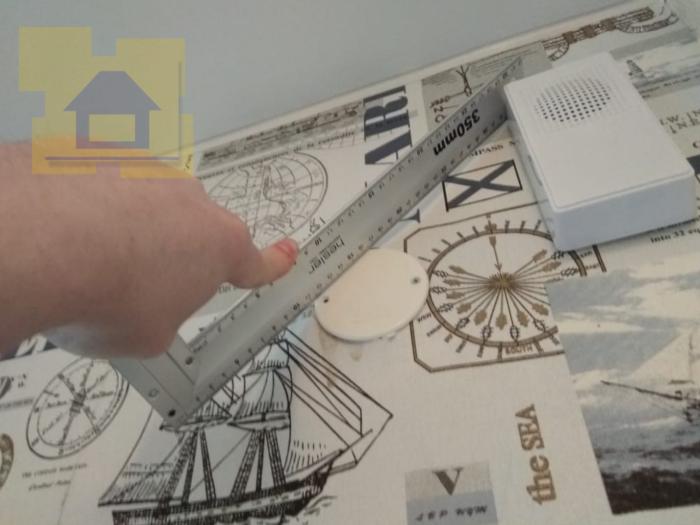 Приёмка квартиры в ЖК Я-Романтик: Распределительная коробка выступает на 10 мм