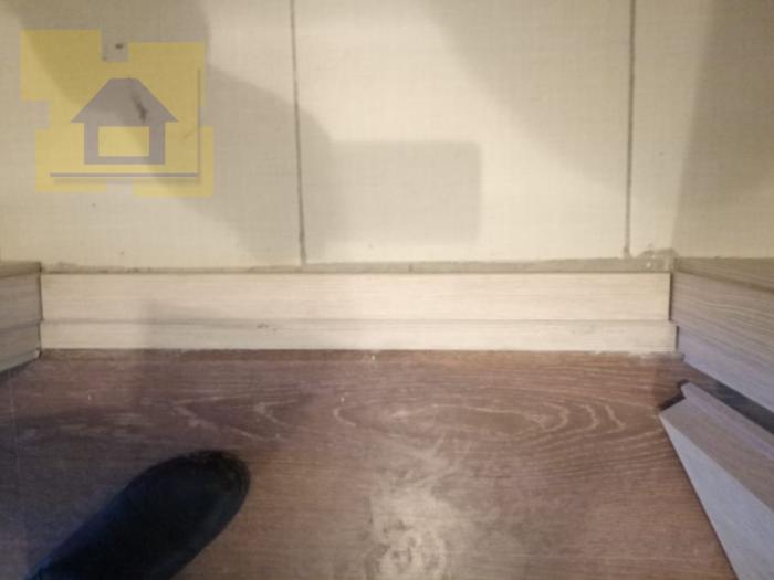 Приёмка квартиры в ЖК Я-Романтик: Не ровно установлена дверная коробка в С/У