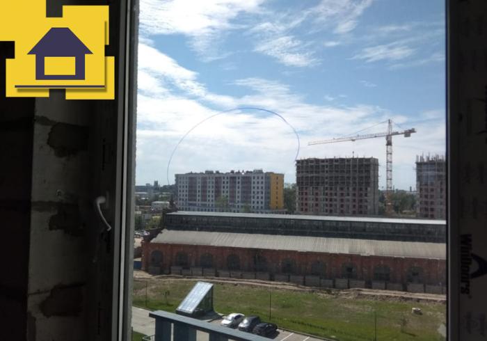 Приёмка квартиры в ЖК : Окалины по стеклопакету