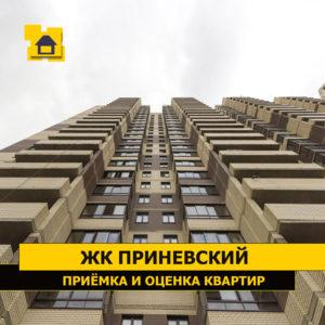 """Отчет о приемке 1 км. квартиры в ЖК """"Приневский"""""""