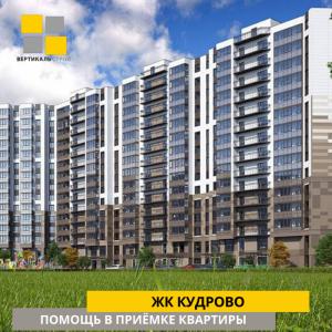 """Отчет о приемке квартиры в ЖК """"Кудрово"""""""